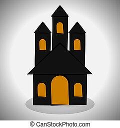 Dark castle image