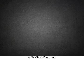 dark chalkboard and black board wall background