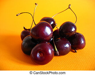Dark Cherries I
