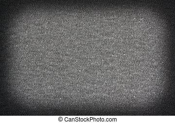 dark cloth as a background