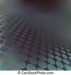 Dark dots