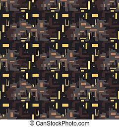 dark geometric abstract background