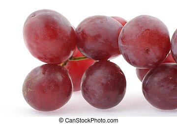 dark grapes details