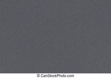 Dark Gray Pastel Paper - Photograph of artist's coarse grain...