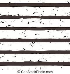 Dark gray striped seamless pattern.