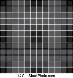 Dark gray tile wall background