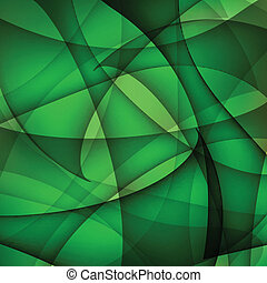 Dark green abstract desktop wallpaper