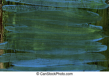 dark green and blue canvas texture