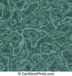 Dark green seamless wire mesh texture