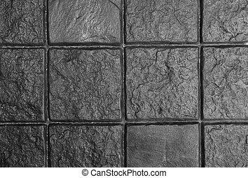 Dark Grey Cobble Stone
