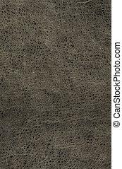 dark grey leather texture