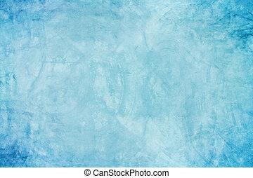dark grunge blue cement background