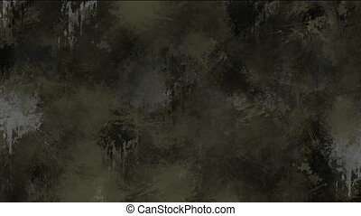 Dark Grunge Ink Splash background