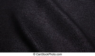 dark high quality jeans texture,moving waves,Seamless loop -...