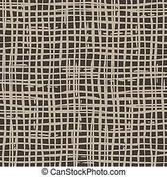 Dark irregular grid pattern. Vector illustration