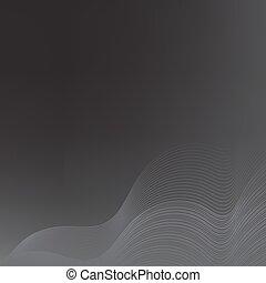 Dark monochrome background