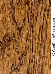 Dark Oak Wood Grain Detail Close Up