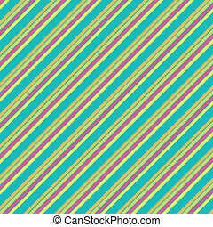 Dark Pastels Diag. Stripe Paper - diagonal Stripe Paper or...