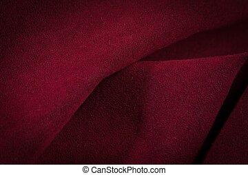 dark red crumpled velvet - red crumpled velvet on dark light...