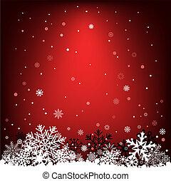 dark red snow mesh background