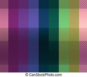 Dark Retro Colors Background