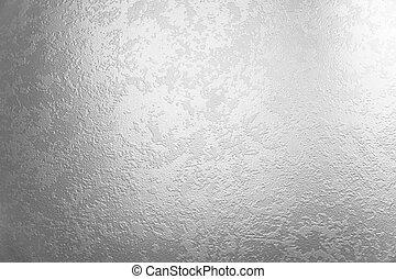 dark silver glass background