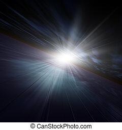 Dark Star Horizon