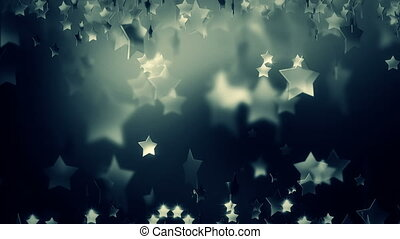 Dark Stars Abstract Art Award Backgrounds Blizzard Blurred...