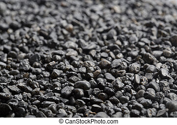 Dark stones for background