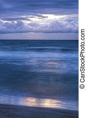 Dark Sunrise Surf