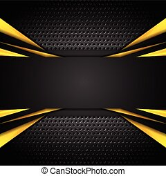 Dark tech corporate abstract background