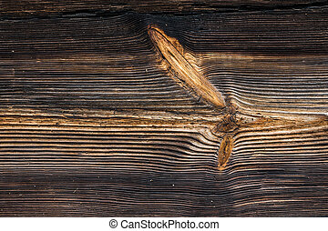 Dark texture of wood can use as natural background