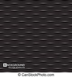 Dark texture - seamless vector background.