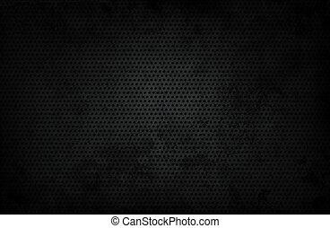 dark texture with holes