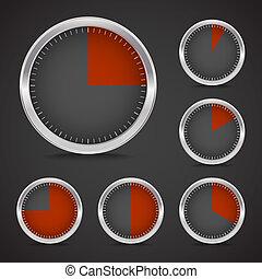 Dark timer collection