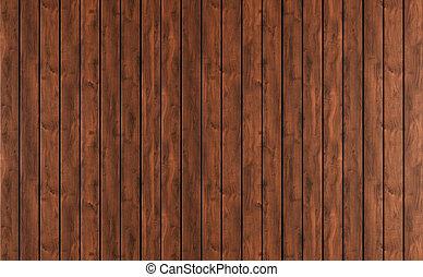 Dark wood paneling - Background of dark wood paneling - ...