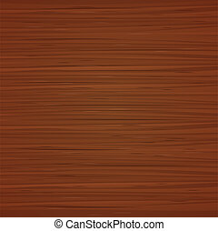 Dark brown wood background texture vector illustration