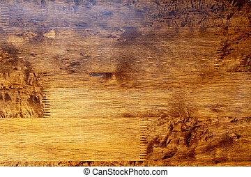 Dark wood texture background surface with old natural