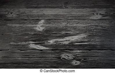 Dark Wooden Background Rustic