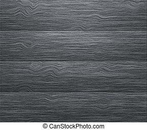 Dark Wooden Boards Background