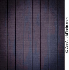 Dark Wooden Panel Background
