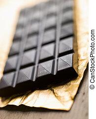 Dark,plain,chocolate