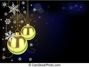 darl, ouro, baubles