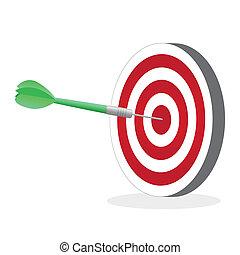 Dart on Target