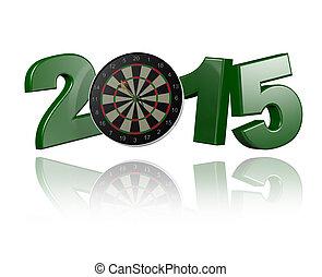 Dart Target 2015 design