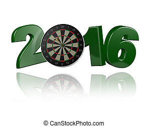 Dart Target 2016 design