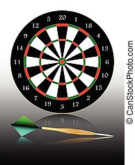 dartboard games play