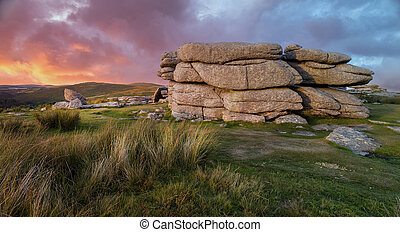 Dartmoor, nazionale, parco
