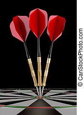 darts, céltábla