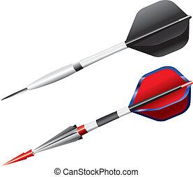 Darts - Standard Dart and Premium Dart